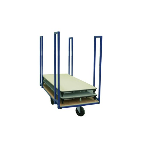 Chariot porte tables